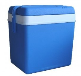 Kühlbox 24 Liter blau