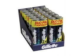 D Gillette Classic Rasiergel 200 ml 2er Pack