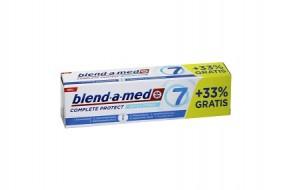 Zahnpasta blend-a-med Complete Protect 7 extra frisch 75x25 ml
