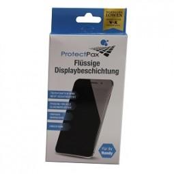 R Protect Pax Schutz 4-tlg. flüssige Displaybeschichtung