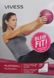 R Pilatesball Berry Vivess (darf nicht in DE verkauft werden)