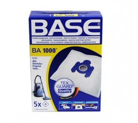 R Staubsaugerbeutel Base BA 1000 5er Pack