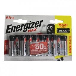 R Energizer Batterien Max 16er AA