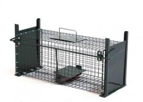 Lebendfalle Ratte mit Doppeleingängen Lx50cm