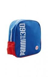Panini Kinderrucksack 25x23x10 cm blau/rot/weiß