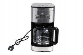 Kaffeemaschine Edelstahl 1,25L 900W