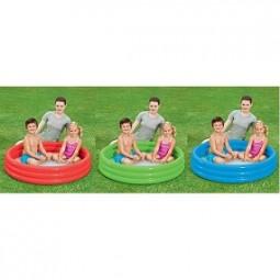 SO Pool 3 Ring 152x30 cm in rot, blau, grün BESTWAY®
