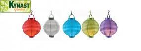 Lampion LED 5 Farben Ø20cm Kynast Garden