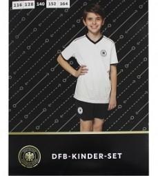 F DFB Kinder-Set 2-teilig mit Zahlen