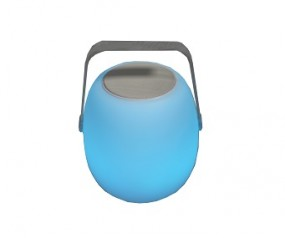 Bluetooth Box mit Farbwechsel inkl. Fernbedienung