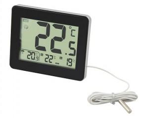 Thermometer, innen und außen