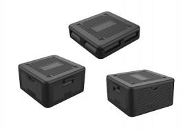 Isolierbox klappbar 23 L 46,5x42,5x25 cm
