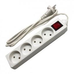 Steckerleiste 4er mit Schalter