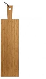 Bambus Schneidebrett 61x16x1,5 cm