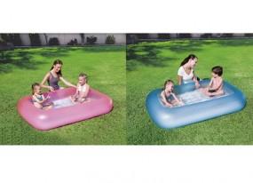 SO Pool für Baby 165x104x25cm in pink / blau BESTWAY®