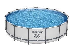SO 2022 Steel Pro MAX Pool 457x107 cm BESTWAY®