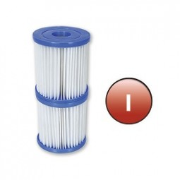 SO Filterkartusche I, 2er Pack BESTWAY®