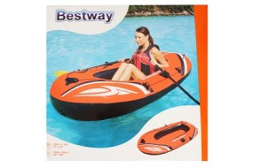 SO Boot für 1 Erwachsenen + 1 Kind BESTWAY®