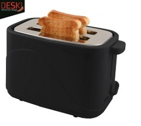 Toaster 700W schwarz