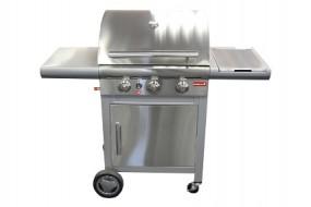 Grill Barbecook Gasgrill Kaduva Edelstahl