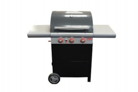 Grill Barbecook Gasgrill Spring 300 anthrazit
