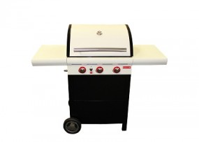 Grill Barbecook Gasgrill Spring 300 creme