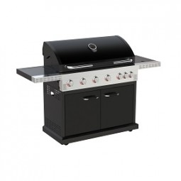 Grill Jamie Oliver Pro 6, matt-schwarz 50Bar Germany